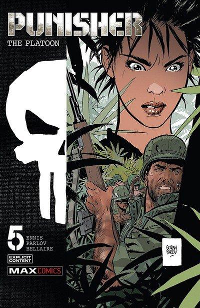 Punisher – The Platoon #5 (2018)