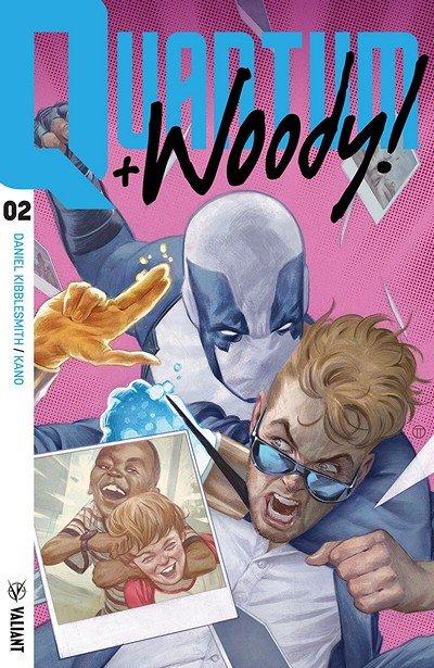 Quantum And Woody #2 (2018)