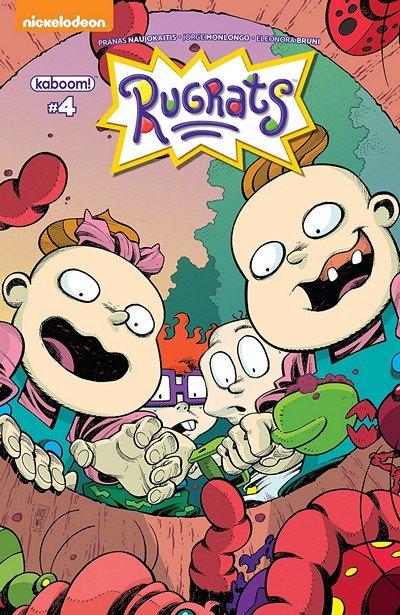 Rugrats #4 (2018)