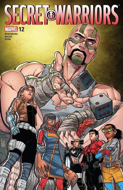Secret Warriors #12 (2018)