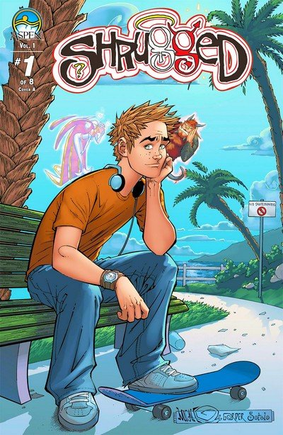 Shrugged Vol. 1 #0 – 8 + Extras (2011)