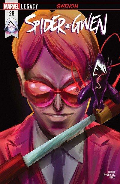 Spider-Gwen #28 (2018)