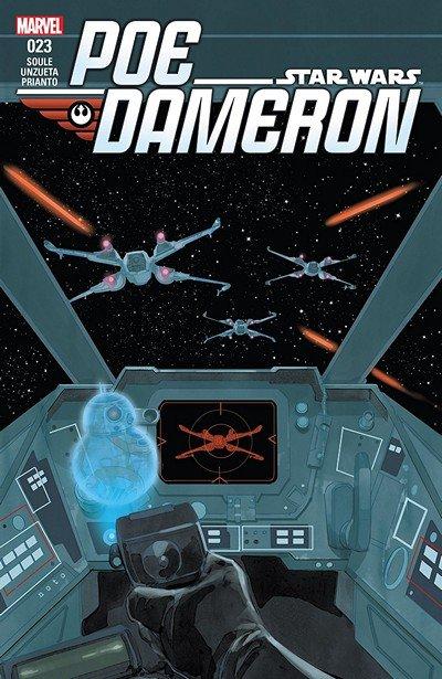 Star Wars – Poe Dameron #23 (2018)