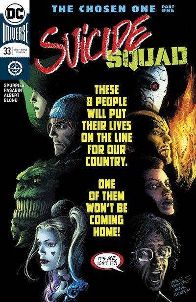 Suicide Squad #33 (2018)