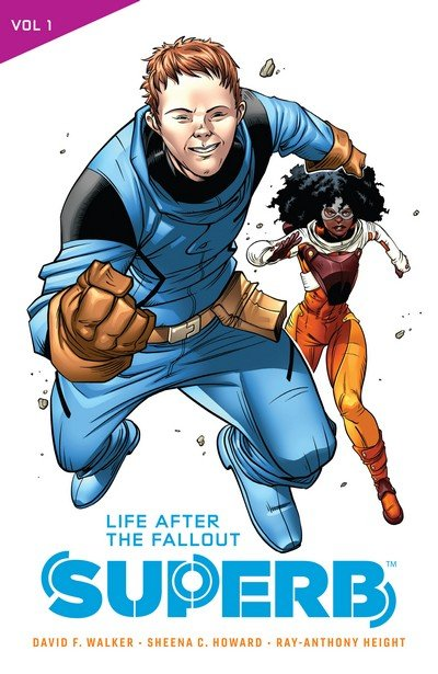 Superb Vol. 1 – Life After the Fallout (TPB) (2017)