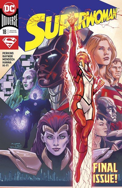 Superwoman #18 (2018)