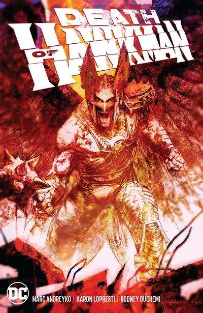The Death of Hawkman (TPB) (2017)