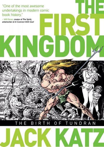 The First Kingdom #1 – 24 + TPB Vol. 1 – 6 (1974-2014)