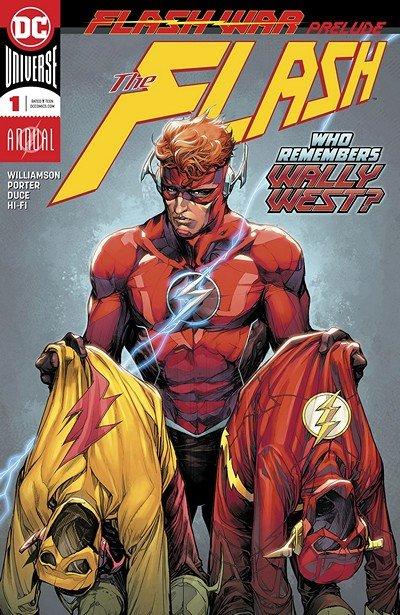 The Flash Annual #1 (2018)