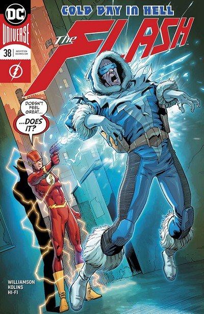 The Flash #38 (2018)