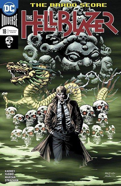 The Hellblazer #18 (2018)