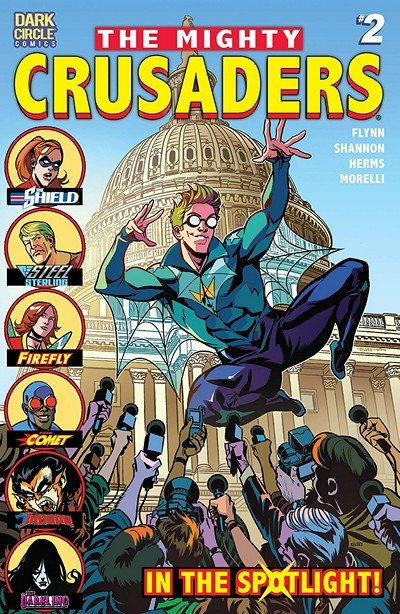 The Mighty Crusaders #2 (2018)
