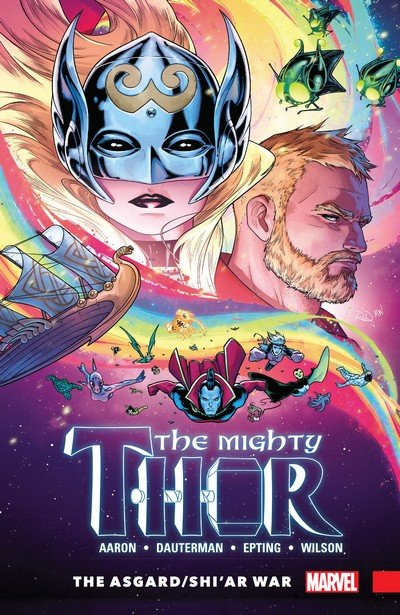 The Mighty Thor Vol. 3 – Asgard-Shi'ar War (TPB) (2017)