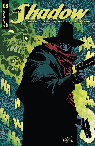The Shadow #6 (2018)