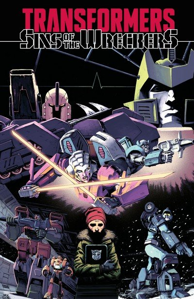 The Transformers – Sins of the Wreckers (TPB) (2016)