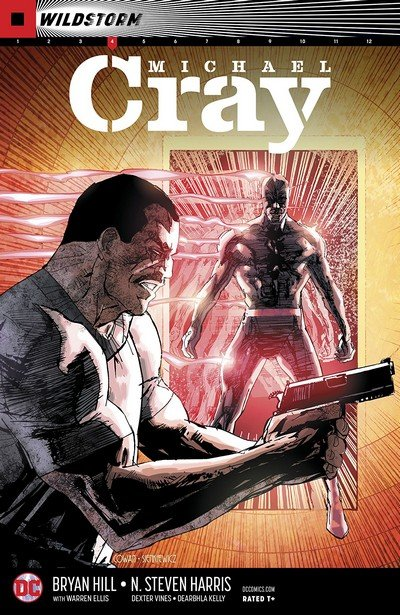 The Wild Storm – Michael Cray #4 (2018)