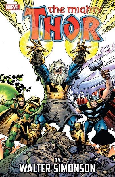 Thor by Walter Simonson Vol. 2 (TPB) (2018)