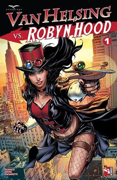 Van Helsing Vs Robyn Hood #1 (2018)