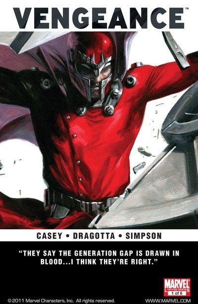 Vengeance #1 – 6 (2011-2012)