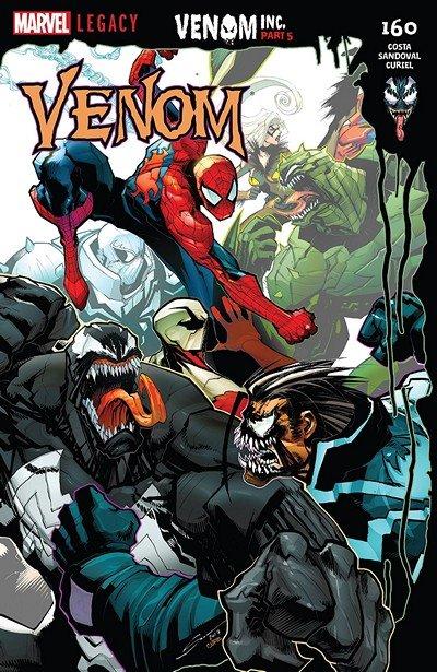 Venom #160 (2018)