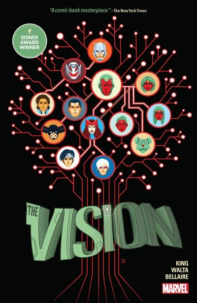 Vision – Complete Series (TPB) (2018)