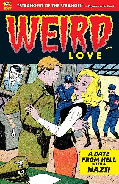 Weird Love #22 (2018)