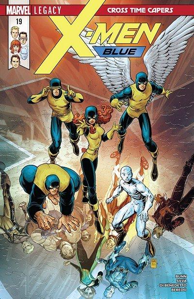 X-Men Blue #19 (2018)