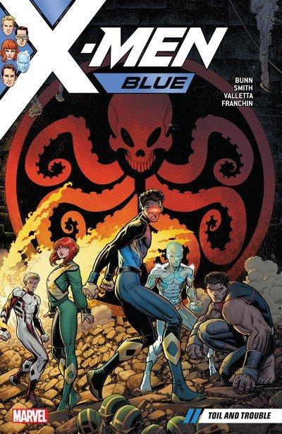 X-Men Blue Vol. 2 – Toil and Trouble (TPB) (2018)