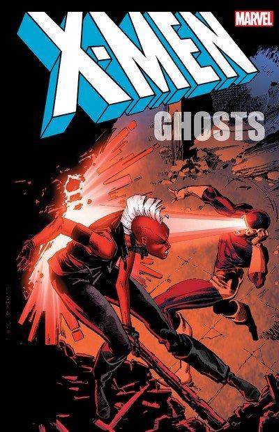 X-Men – Ghosts (TPB) (2014)
