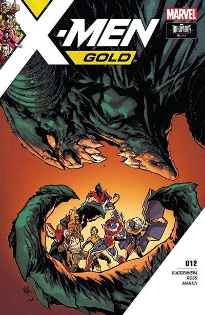 X-Men Gold #20 (2018)