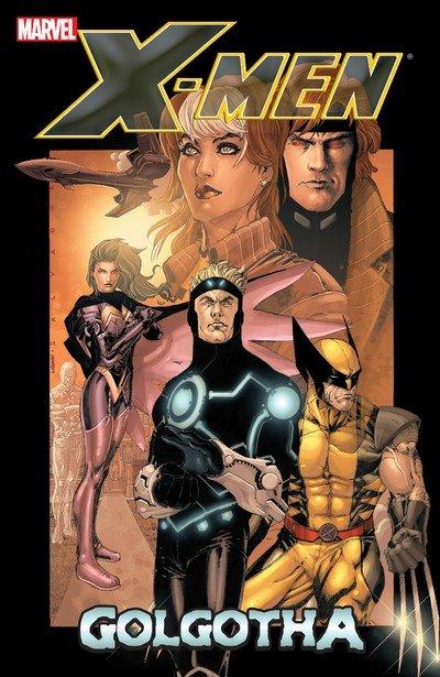 X-Men – Golgotha (TPB) (2014)
