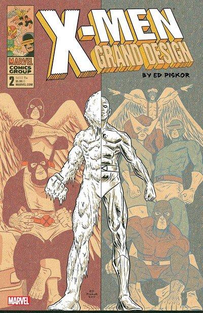 X-Men – Grand Design #2 (2018)