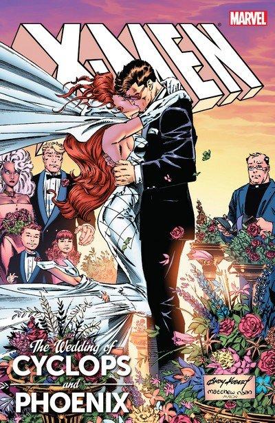 X-Men – Wedding of Cyclops & Phoenix (TPB) (2015)