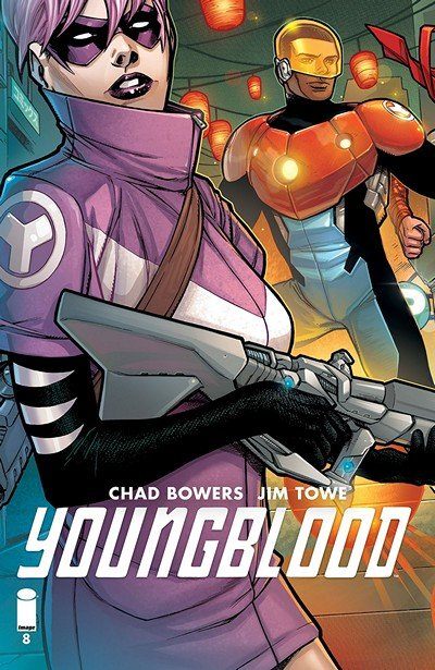 Youngblood #8 (2018)