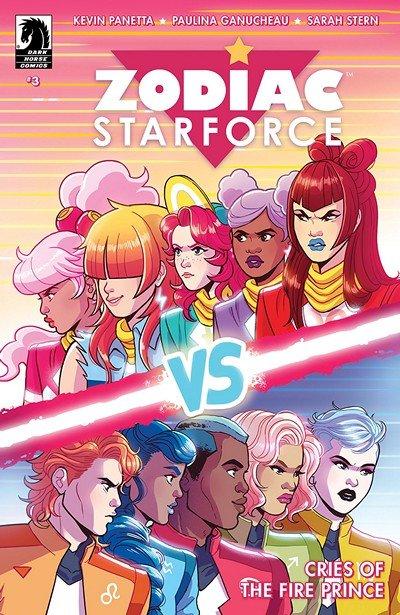 Zodiac Starforce – Cries Of The Fire Prince #3 (2018)