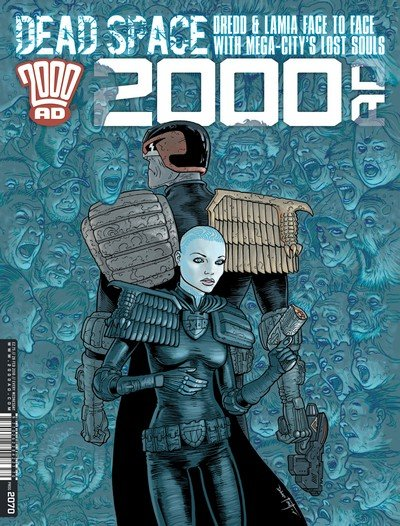 2000AD #2070 (2018)