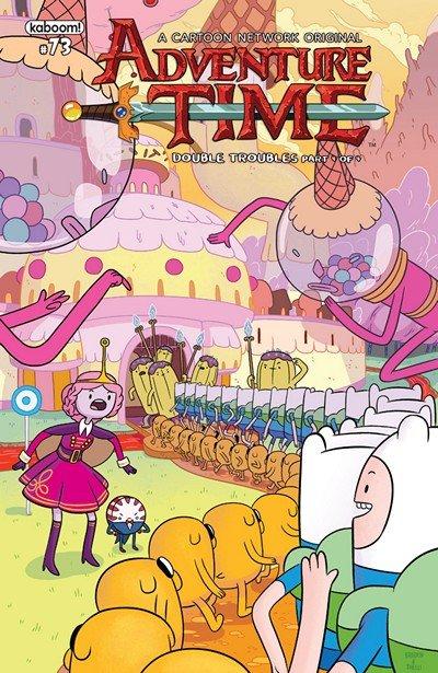 Adventure Time #73 (2018)