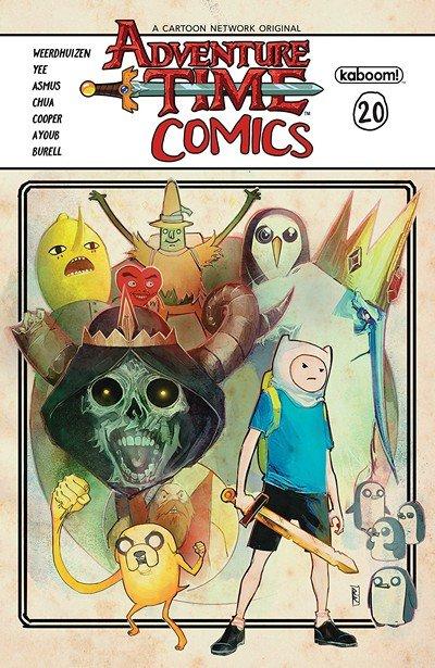 Adventure Time Comics #20 (2018)