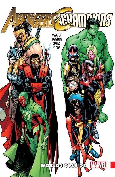 Avengers & Champions – Worlds Collide (TPB) (2018)