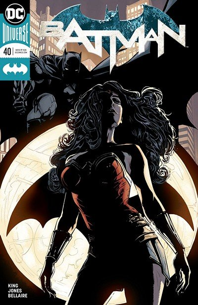 Batman #40 (2018)