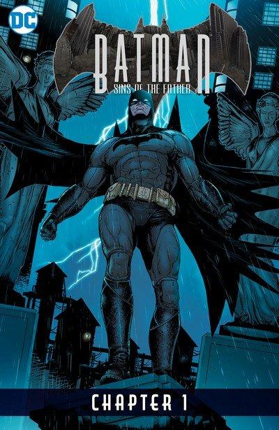 Batman – Sins of the Father #1 (2018)