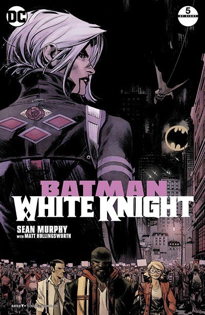Batman – White Knight #5 (2018)