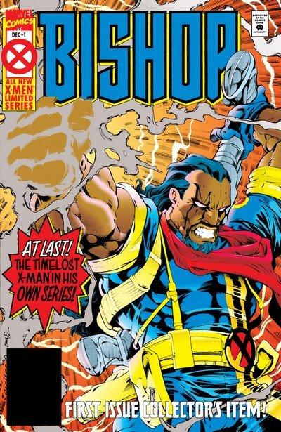 Bishop #1 – 4 (1994)