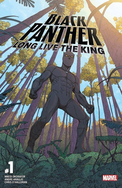 Black Panther – Long Live The King #1 – 6 (2018)