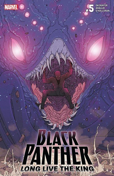 Black Panther – Long Live The King #5 (2018)