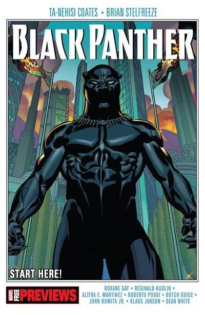 Black Panther – Start Here #1 (2018)