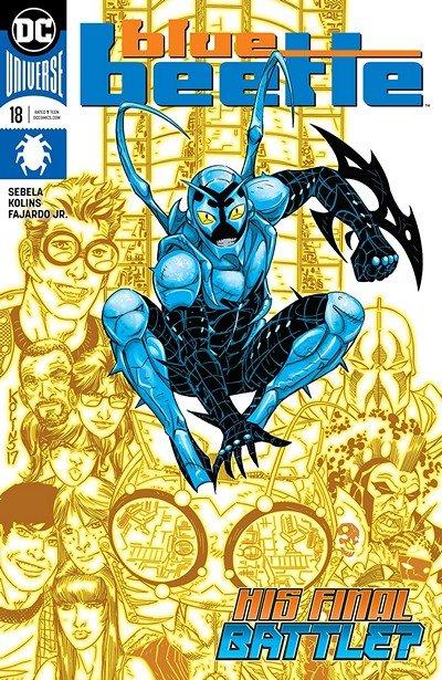 Blue Beetle #18 (2018)