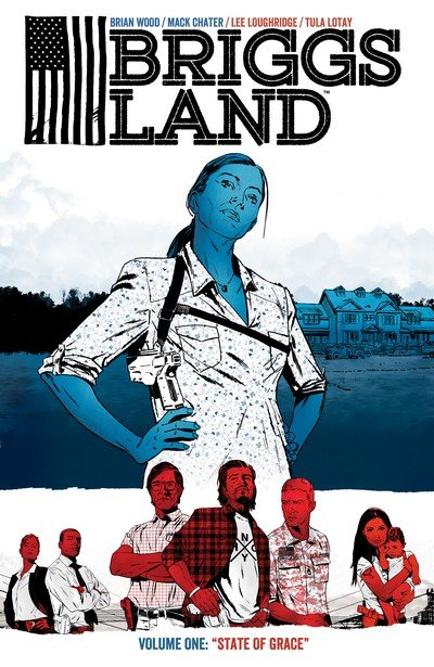 Briggs Land Vol. 1 – State of Grace (TPB) (2017)