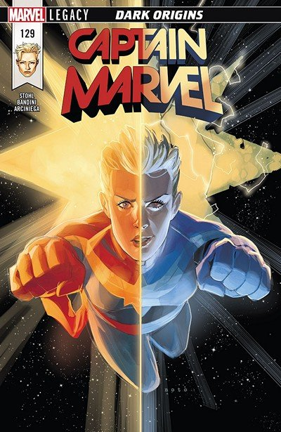 Captain Marvel #129 (2018)