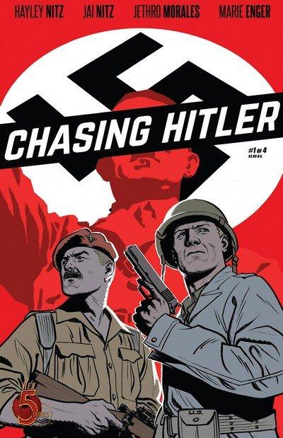 Chasing Hitler #1 – 4 (2017-2018)